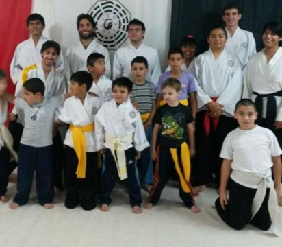 Clases de defensa personal junior
